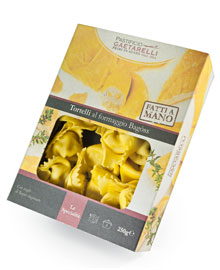Tortelli al formaggio Bagòss