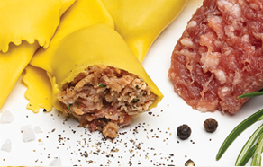 Casoncelli salsiccia franciacorta